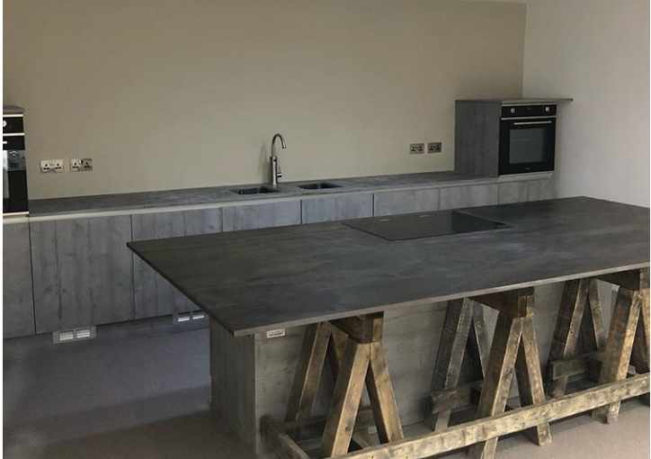 Wakefield Dekton Worktops for Professional Chefs